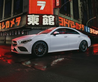 All New CLA Coupe at G Brothers | Your Mercedes-Benz Dealer in Sydney