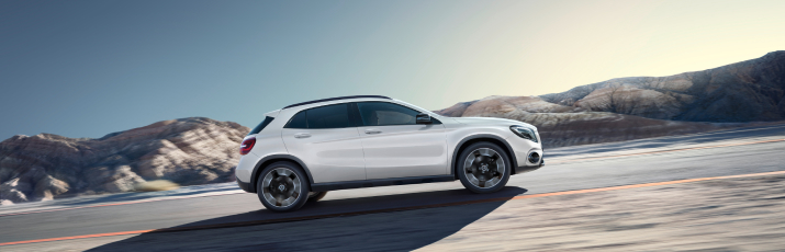 GLA SUV at G Brothers | Your Mercedes-Benz Dealer in Sydney