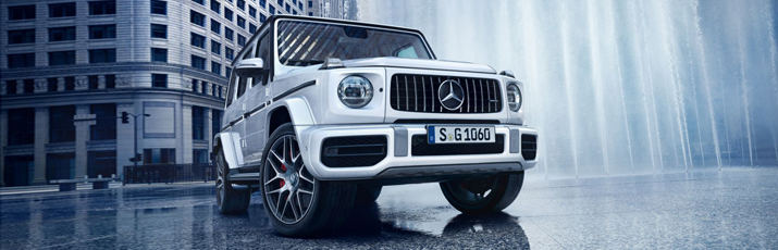 The new G-Class SUV at G Brothers | Your Mercedes-Benz Dealer In Sydney
