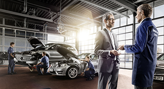 Book a Service at G Brothers Mercedes-Benz Sydney