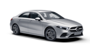 The A-Class Sedan on sale at G Brothers Mercedes-Benz on Sydney's Northern Beaches