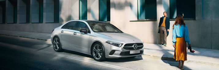 The A-Class Sedan at G Brothers | Your Mercedes-Benz Dealer on Sydney's Northern Beaches