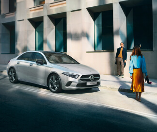 A-Class Sedan at G Brothers | Your Mercedes-Benz Dealer on Sydney's Northern Beaches