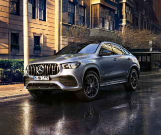 GLE Coupé at G Brothers | Mercedes-Benz Dealer Northern Beaches Sydney