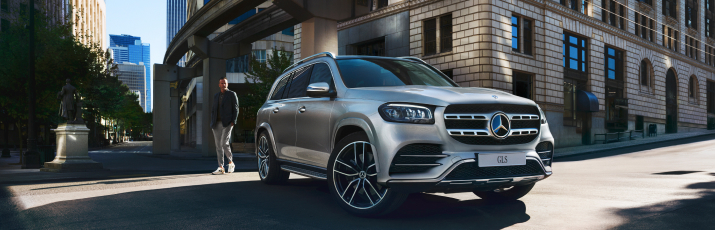 All New 7 Seat  GLS SUV at G Brothers | Your Mercedes-Benz Dealer on Sydney's Northern Beaches