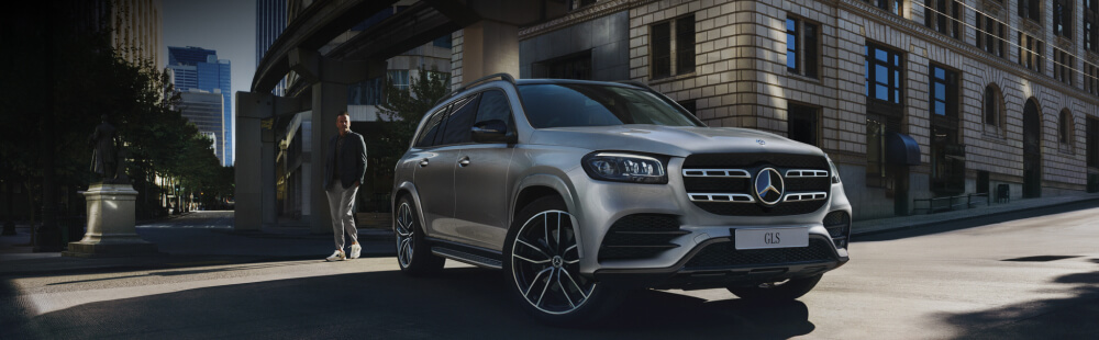 All New 7-seat GLS SUV at G Brothers | Your Mercedes-Benz Dealer on Sydney's Northern Beaches