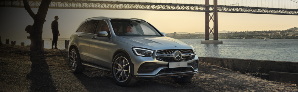 The new GLC SUV at G Brothers. Your Mercedes-Benz Dealer in Sydney