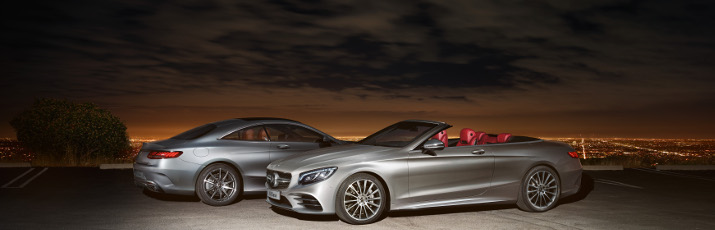 S-Class Range at G Brothers | Your Mercedes-Benz Dealer In Sydney