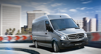 Mercedes-Benz Vans Commercial Customer