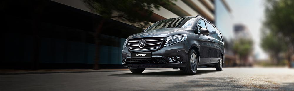 New Vito van range now available at G Brothers | Mercedes-Benz Dealer Sydney
