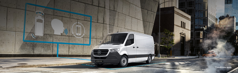 Sprinter Van 311 SWB Offer | From $48,990 Drive Away at G Brothers Mercedes-Benz in Sydney