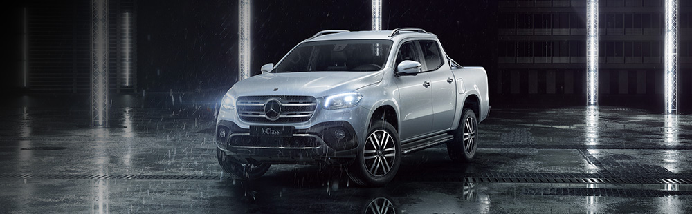 X-Class Ute On Sale At G Brothers | Your Mercedes-Benz Vans Dealer in Sydney