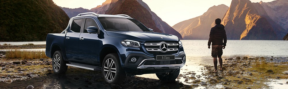 X-Class Call Of The Wild Offer at G Brothers | Your Mercedes-Benz Vans Dealer in Sydney