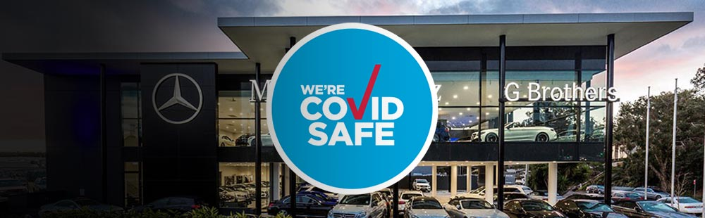 COVID-19 Update for G Brothers | Mercedes-Benz Dealer Northern Beaches Sydney
