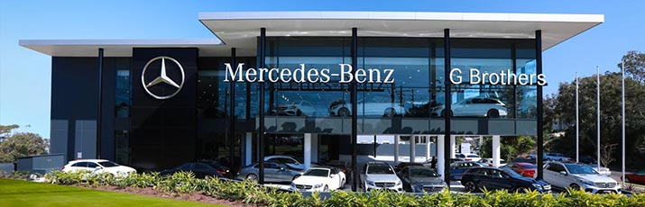 G Brothers Mercedes-Benz Dealer Sydney Is Open For Business