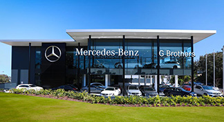 G Brothers Mercedes-Benz Location Northern Beaches Sydney