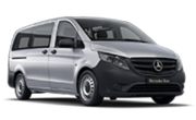 Mercedes-Benz Vito Crew Cab at G Brothers Sydney