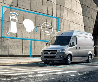 All-New Sprinter. Ready For You at G Brothers. Your Mercedes-Benz Vans Dealer in Sydney