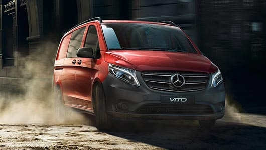 Vito Crew Cab at G Brothers | Mercedes-Benz Dealer Sydney