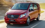 Vito Crew Cab Highlights: Economy | G Brothers | Mercedes-Benz Dealer Sydney