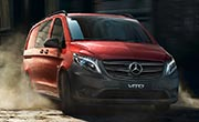 Vito Crew Cab Highlights: Quality | G Brothers | Mercedes-Benz Dealer Sydney