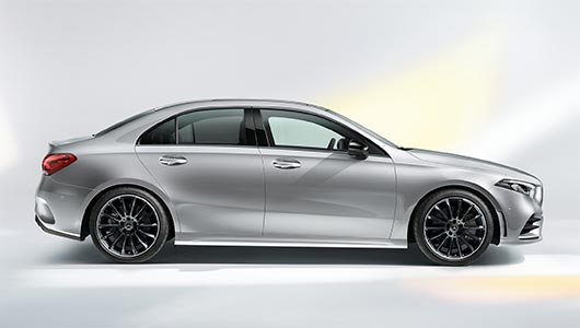 A-Class Sedan Design at G Brothers | Your Mercedes-Benz Dealer on Sydney's Northern Beaches