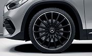 AMG GLA 35 SUV AMG High-Performance Brakes at G Brothers | Mercedes-Benz Dealer Sydney