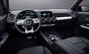 AMG GLB 35 7 Seat SUV Equipment | AMG Leather Package | G Brothers Mercedes-Benz Dealer Sydney