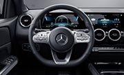 AMG GLB 35 7 Seat SUV Interior Design | Multifunction Steering Wheel | G Brothers Mercedes-Benz Dealer Sydney