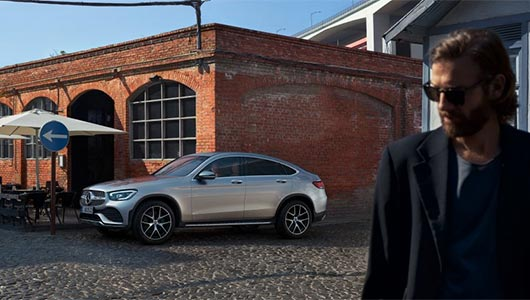 New GLC Coupé Design at G Brothers | Your Mercedes-Benz Dealer in Sydney
