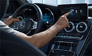 GLC Coupé with MBUX Touch Control at G Brothers | Mercedes-Benz Dealer in Sydney