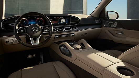 7-seat GLS SUV Comfort at G Brothers | Your Mercedes-Benz Dealer on Sydney's Northern Beaches