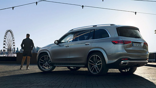 7-seat GLS SUV Design at G Brothers | Your Mercedes-Benz Dealer on Sydney's Northern Beaches