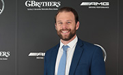 Ben Cathcart New Car Sales Consultant G Brothers Mercedes-Benz