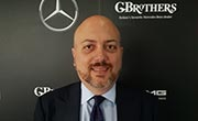 Giuseppe Sanza | New Car Sales Consultant | G Brothers Mercedes-Benz Dealer Sydney
