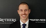 Walter Williams | New Car Sales Concierge | G Brothers Mercedes-Benz Dealer Sydney
